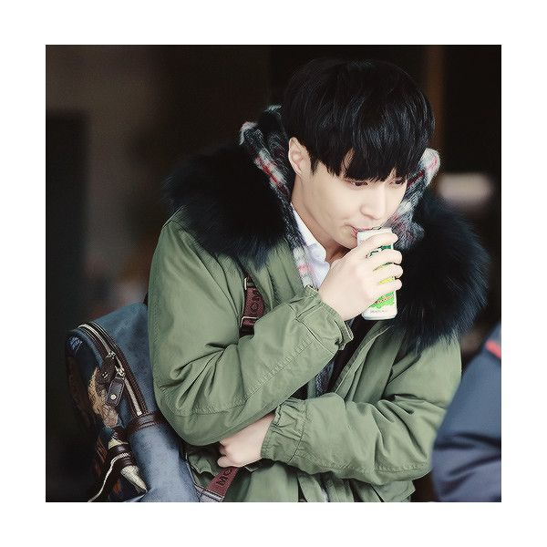 *~Another World~* ❤ liked on Polyvore featuring exo