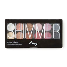 Icing Shimmer Eyeshadow Palette