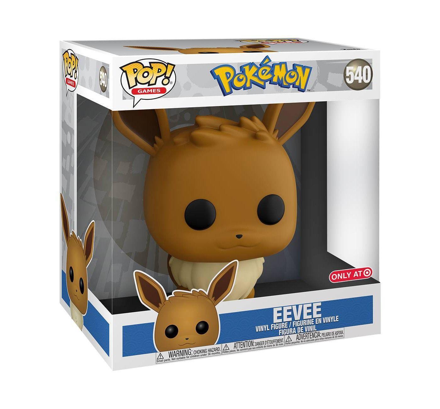 Funko Pop Games Pokemon 10 Eevee Target Exclusive Affiliate Games Ad Pokemon Funko In 2020 Vinyl Figures Pokemon Pokemon Eevee