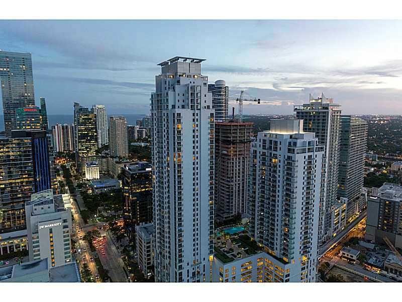 1060 BRICKELL AV #PH4507 - Miami beach homes for sale