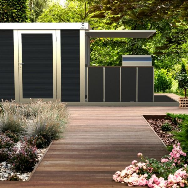 BARBECUBEfx from Garden House Design. Introducing the