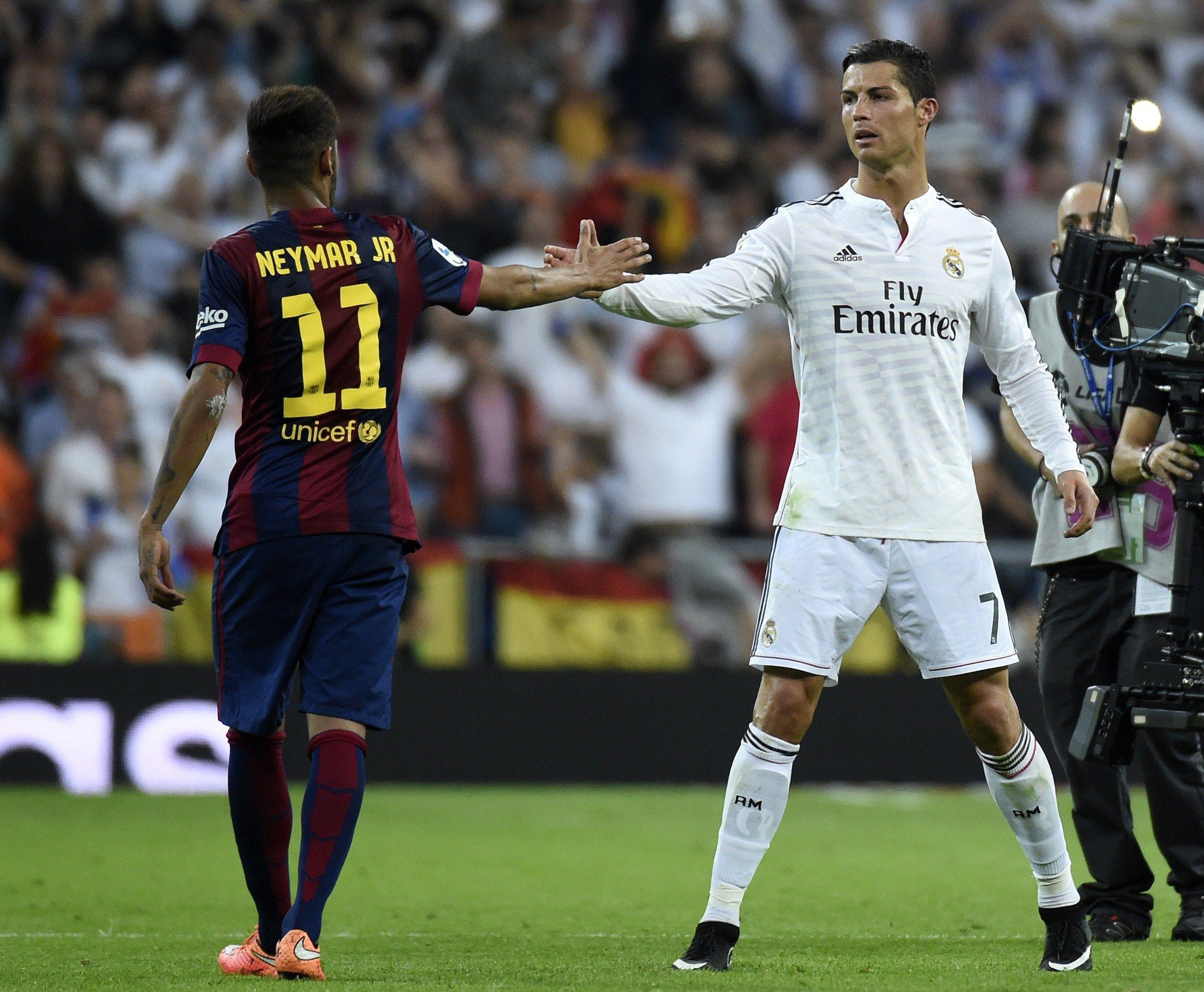 El Clasico Preview Barcelona Vs Real Madrid Prosoccertalk Nbc Sports Neymar Cristiano Ronaldo Ronaldo