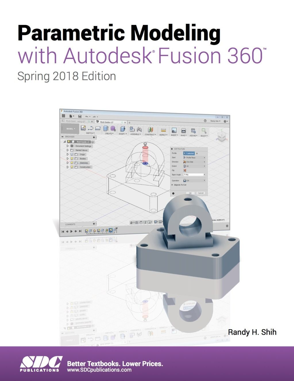 Parametric Modeling with Autodesk Fusion 360 (eBook