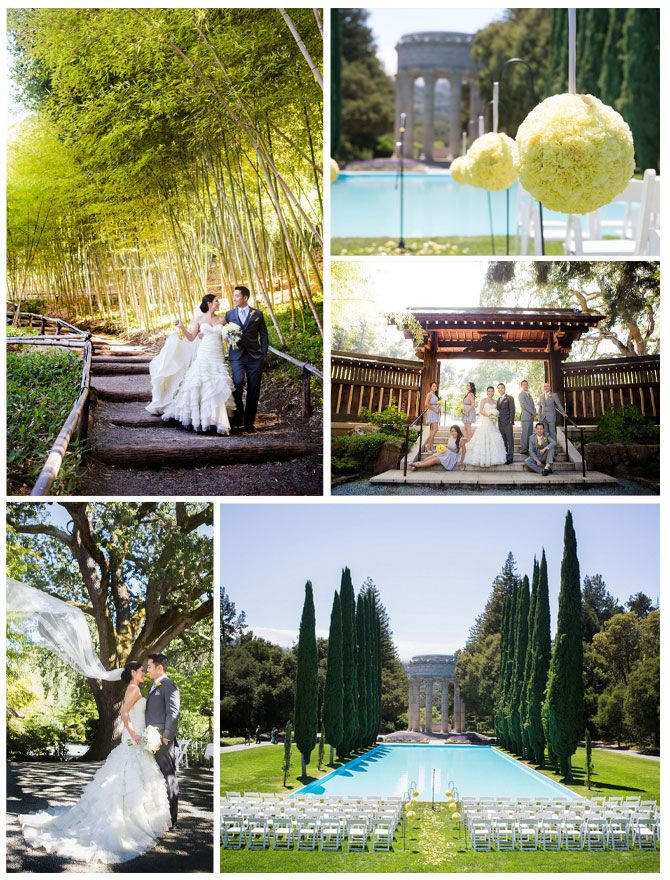 Northern California wedding venues on I Do