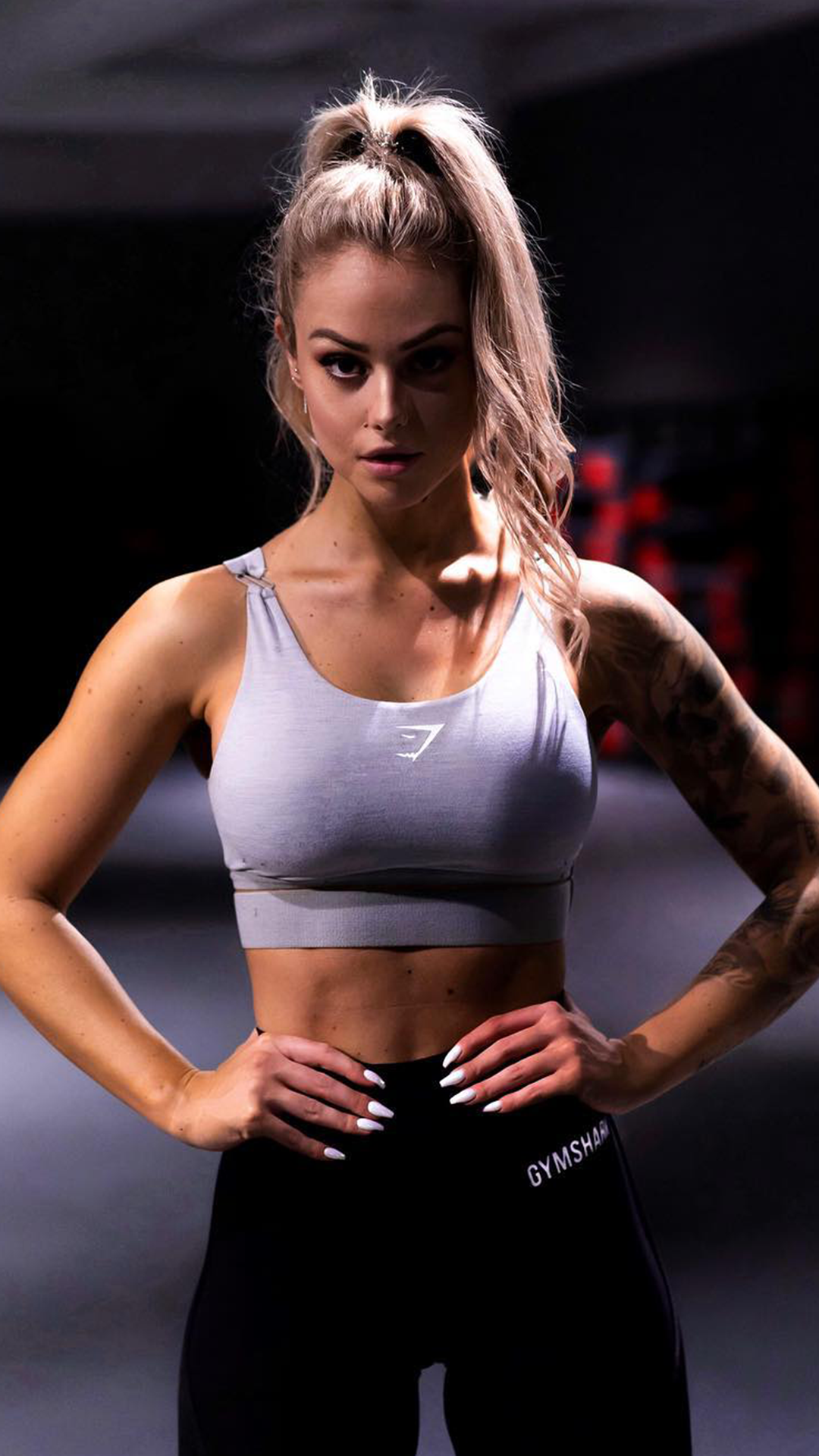 athlete nutrition #athletenutrition Johanna Modin, Gymshark Athlete, doesn't let anything get in her...
