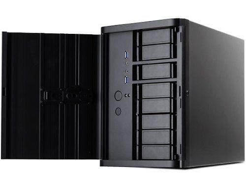 Amazon Com Silverstone Technology Premium Mini Itx Dtx Small Form Factor Nas Mini Itx Computer Case Computer System