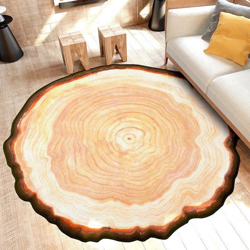 Popular Tree Ring Rug-Buy Cheap Tree Ring Rug lots from China Tree ...