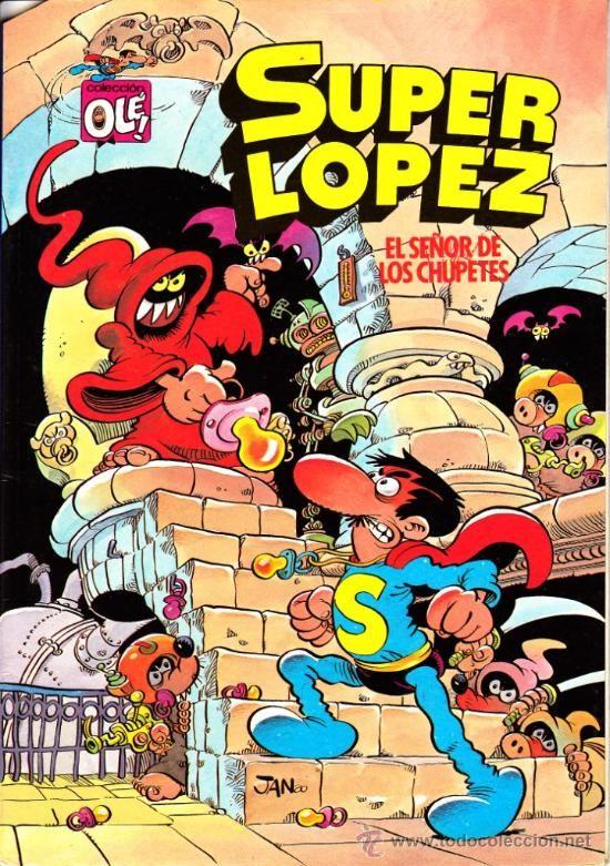 descargar comics gratis superlopez