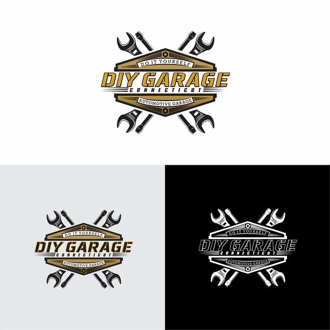 The diy garage needs a logo by gunawanarry logo design diy garage connecticut the diy garage needs a logo we are a do it yourself automotive garage where customers can rent our lifts tools and equipment to solutioingenieria Gallery