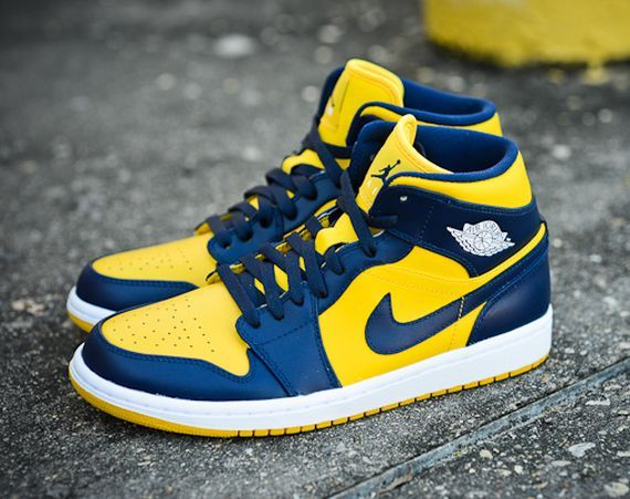 Air Jordan 1 Mid Marquette Sneakers Men Fashion Air Jordans Sneakers Fashion