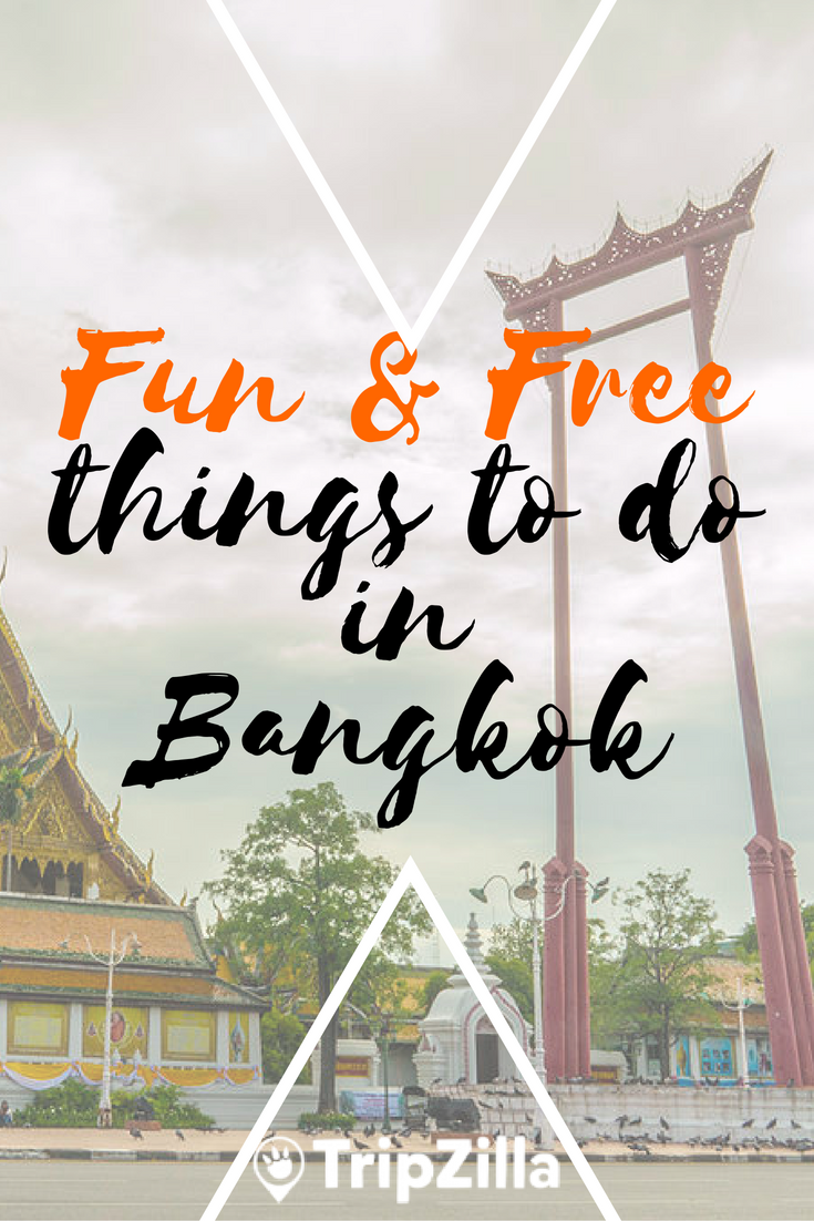 20 Fun & FREE Things to Do in Bangkok   Tailandia, Destino y Anatomía