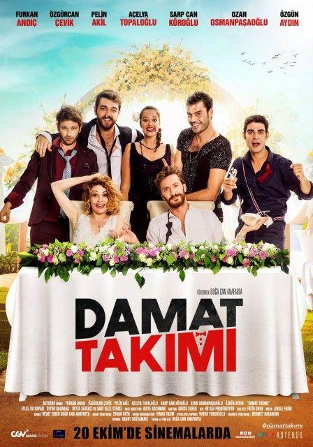 Damat Takımı 2017 Filmi Hd Tekpart Izle Sinema Film Komedi Hd