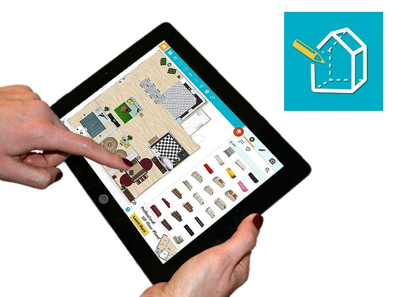 Get mobile with the RoomSketcher Home Designer Android tablet app ...
