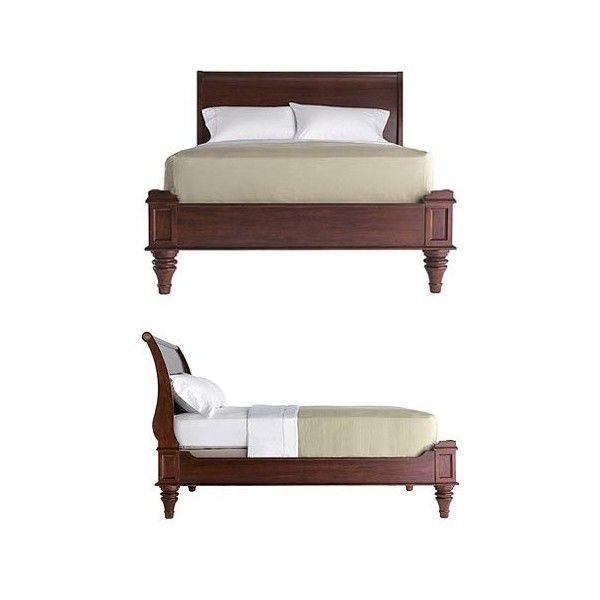 Martha Stewart Furniture™ with Bernhardt -Skylands®Penobscot Bed ...