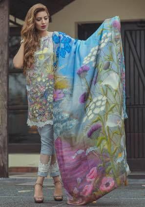 Nandita Vol-3 Pashmina Digital Printed Suit (10 pc catalog ...