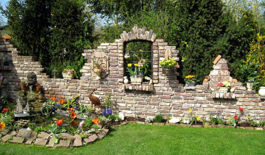 Grundstücksgrenze Bilder Und Fotos Garten Gartengestaltung