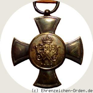 Prussia - UK. German States. Cross of Honour in 1900 general Donated: January 27, 1900 by Emperor and King William II. Awarded: 1900-1918