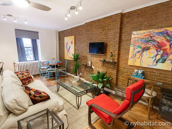 harlem manhattan welcomes you with this one bedroom