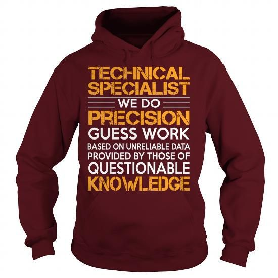 Awesome Tee For Technical Specialist T Shirts, Hoodie Sweatshirts