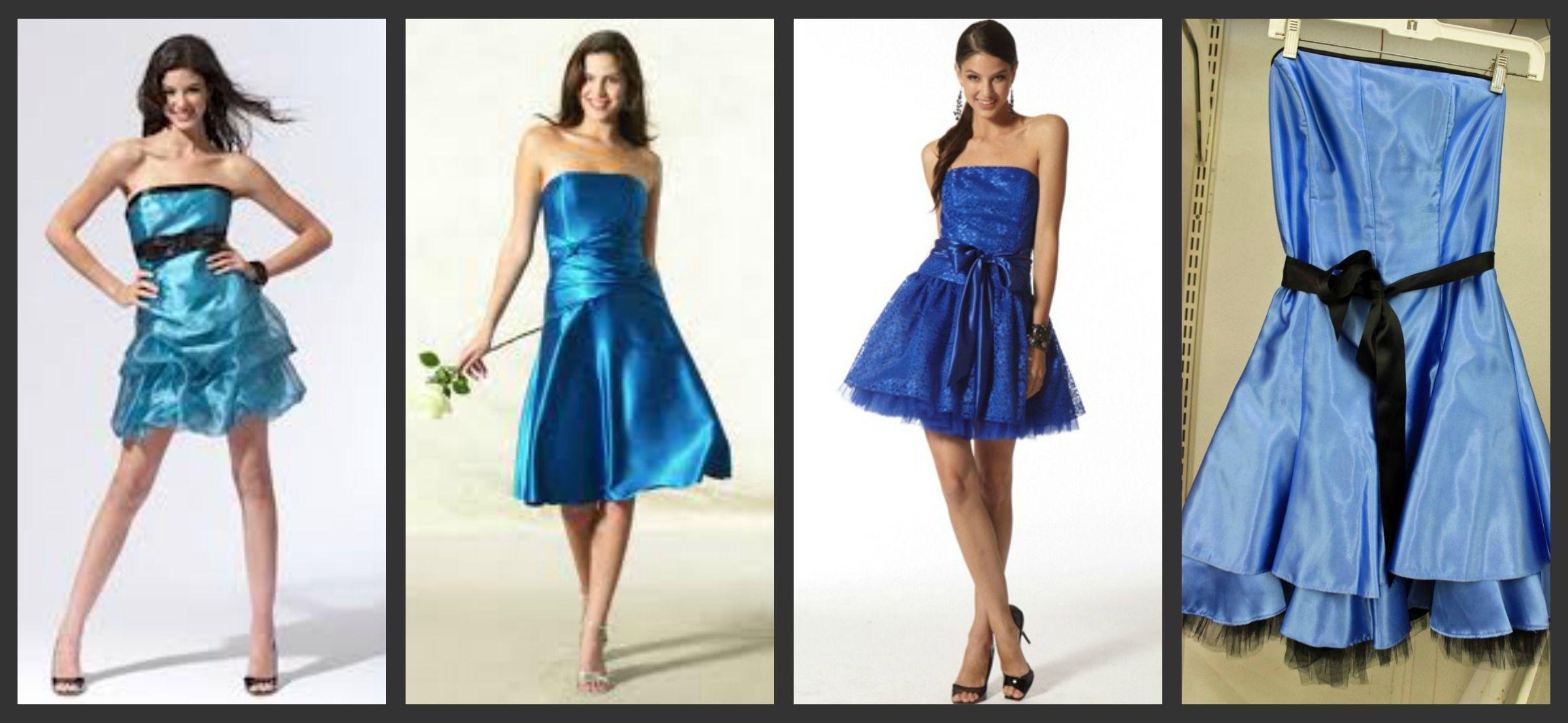 Dorable Resale Shops For Prom Dresses Adornment - Colorful Wedding ...
