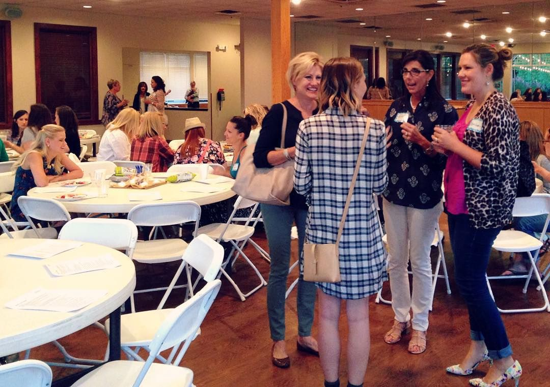 Throwback Thursday to our last women's event! This was our Fall Women's Gathering at WINGS Event Center in Edmond. We had such a good time there we're hosting our next event there again December 5th! Ladies RSVP online at http://ift.tt/1f30MYY or at the information table on Sunday morning. The Winter Women's Gathering is Saturday September 5 from 7 PM to 10 PM.  #throwbackthursday #tbt #edmond #wingseventcenter #redemptionwomen #redemptionokc #edmondok