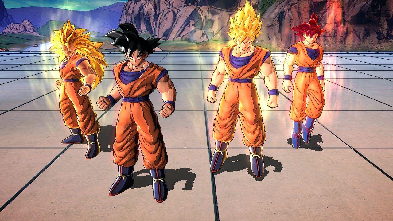 Cool Goku From Dragon Ball Z Dragon Ball Z Dragon Ball Cartoons Hd