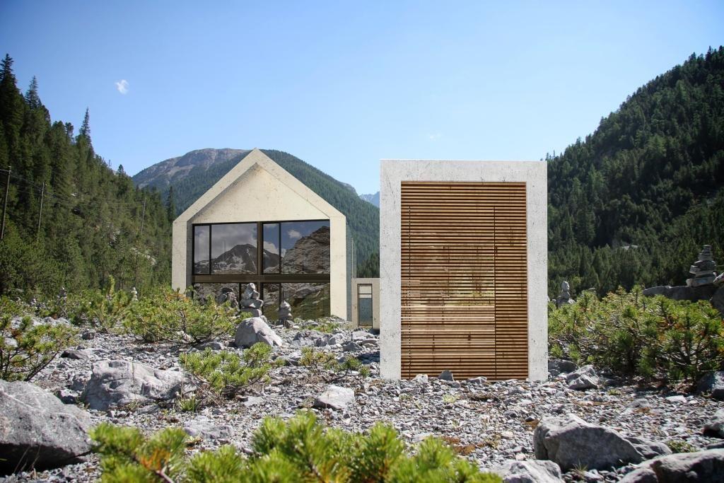 modernes Architektenhaus im Schwarzwald Haus, Haus