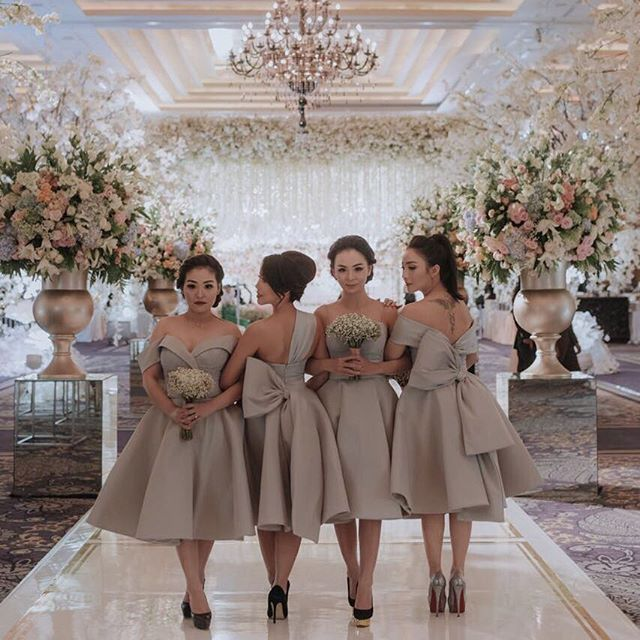 Team bridesmaid 🍂 araolivelovestory is part of Bridesmaid dresses -
