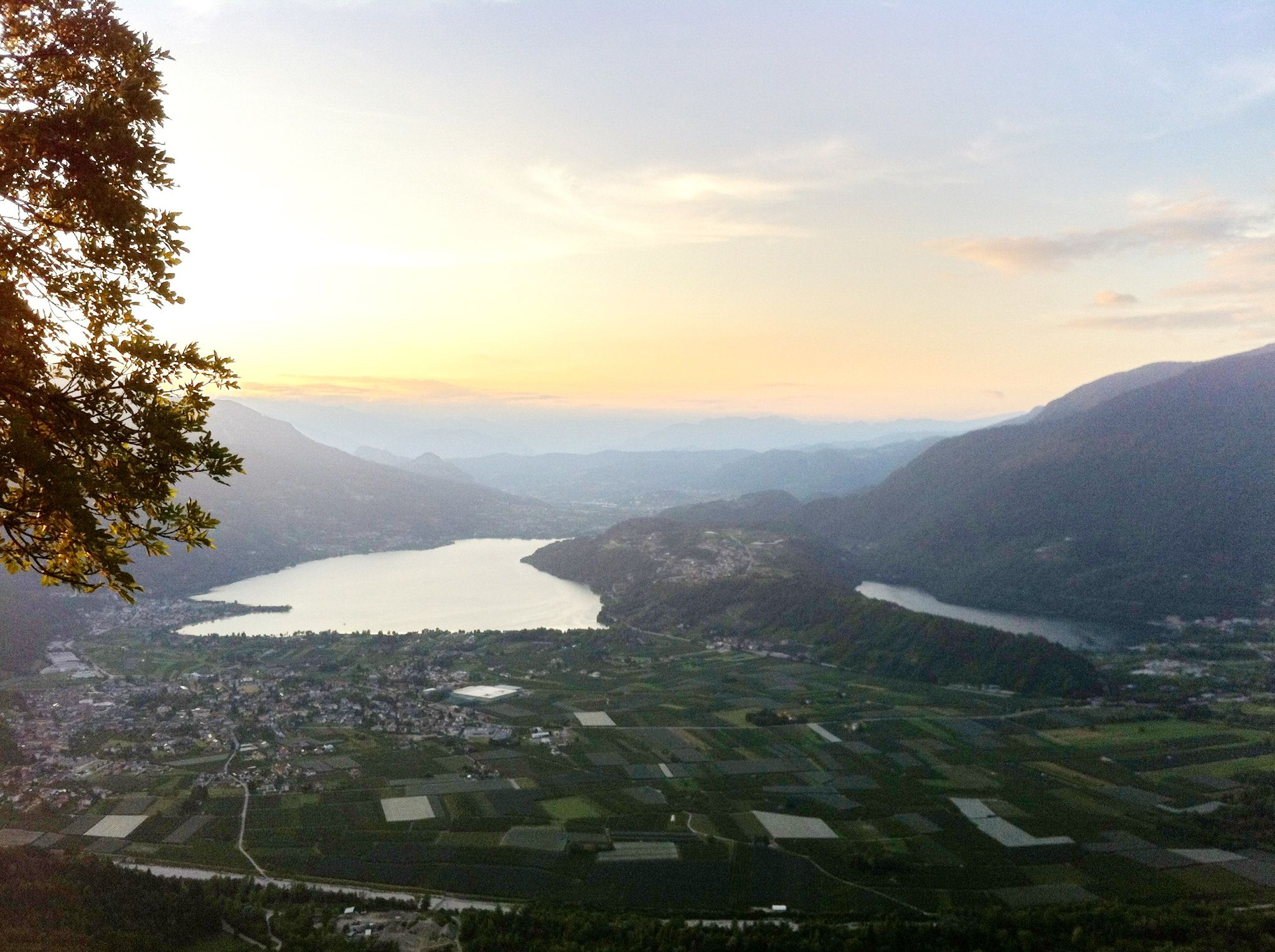 Laghi di Caldonazzo e Levico