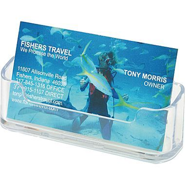 Staples clear business card holder clear business cards business staples clear business card holder reheart Choice Image