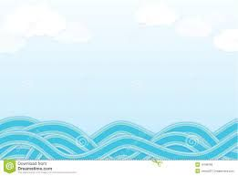 sea wave illust에 대한 이미지 검색결과