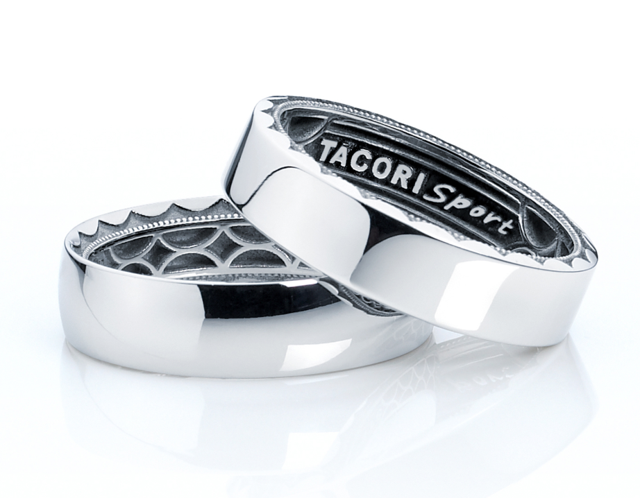 Mens Designer Wedding Rings