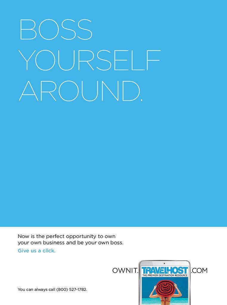 Travelhost New Publisher Recruitment Advertising Campaign Recruitment Advertising Recruitment Advertising Agency