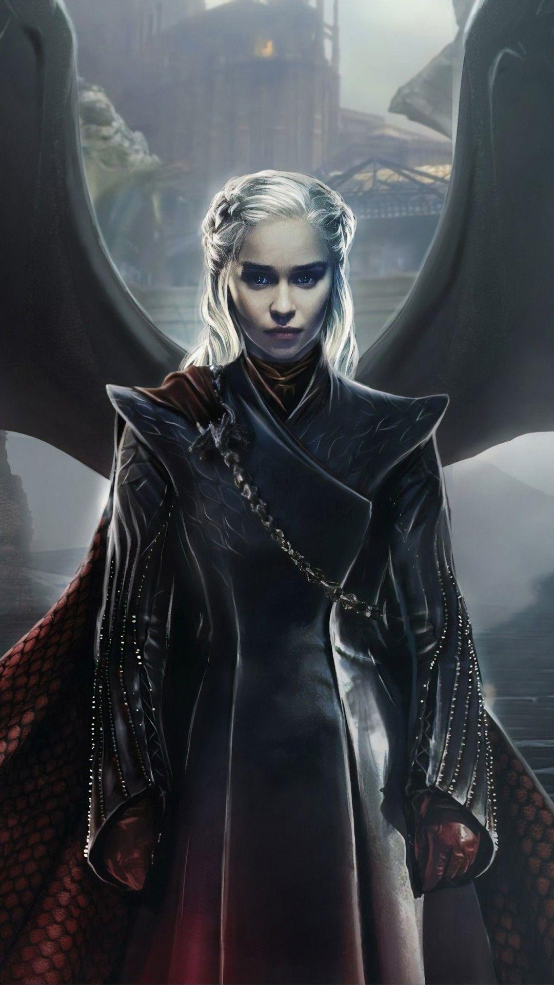 Daenerys Targaryen Game Of Thrones In 2020 Daenerys Targaryen Art Game Of Thrones Art Targaryen Art