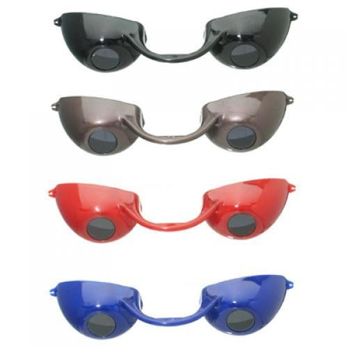 Details About Tanning Bed Eyewear Goggle Peepers Cal Tan Uv