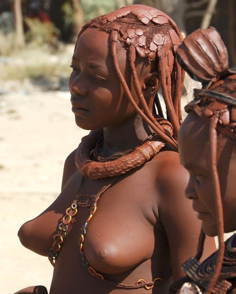 Himba tribe girls pussy sex