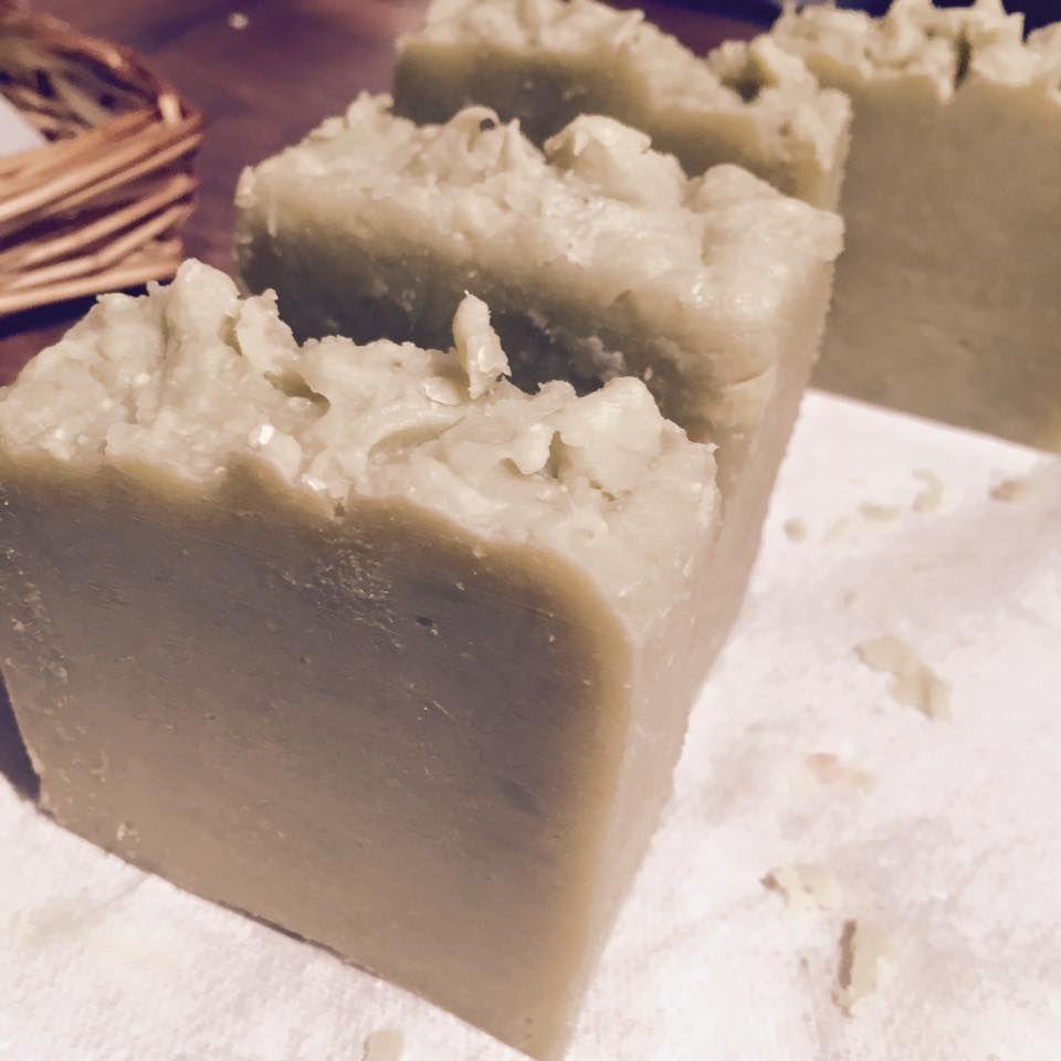 Seaweed/Seasalt soap