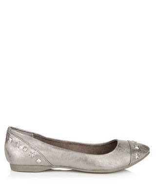 Carley pewter & stud trim flats Sale - Rocket Dog Sale