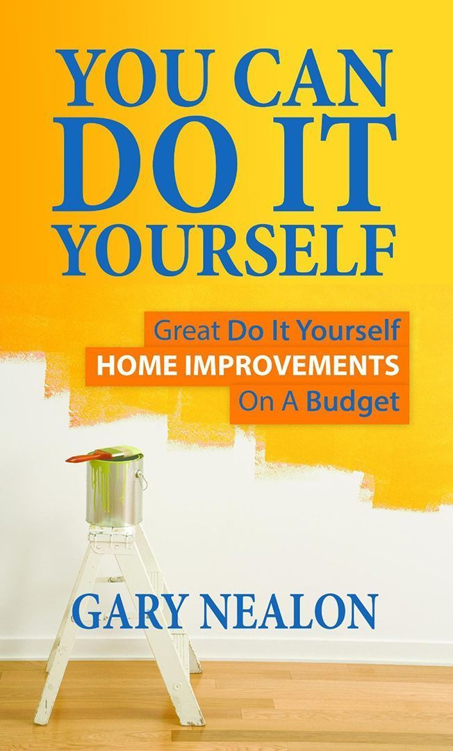 Digitally rendered book cover design for you can do it yourself by digitally rendered book cover design for you can do it yourself by kristi omeara 2013 you can do it yourself great do it yourself home impro solutioingenieria Gallery