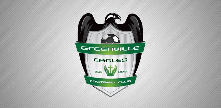 jordan fretz design greenville eagles soccer crest design jpg 715