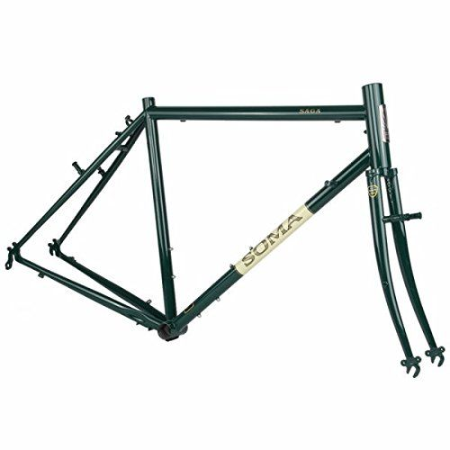 road bike frames soma saga british racing green 60cm continue to the product