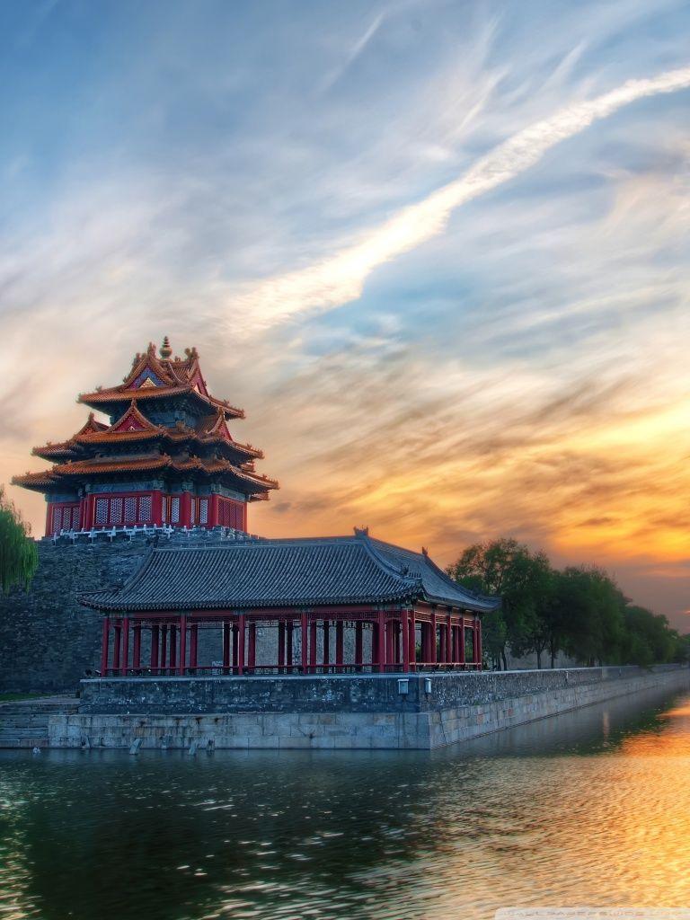 Обои китай, пекин, beijing , blue time. Города foto 6