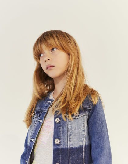 e6959a569 Girls  denim jacket - IKKS Junior