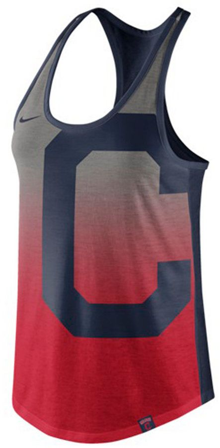Keep your cool in this Nike MLB women's Fade tank top. This tank features  the