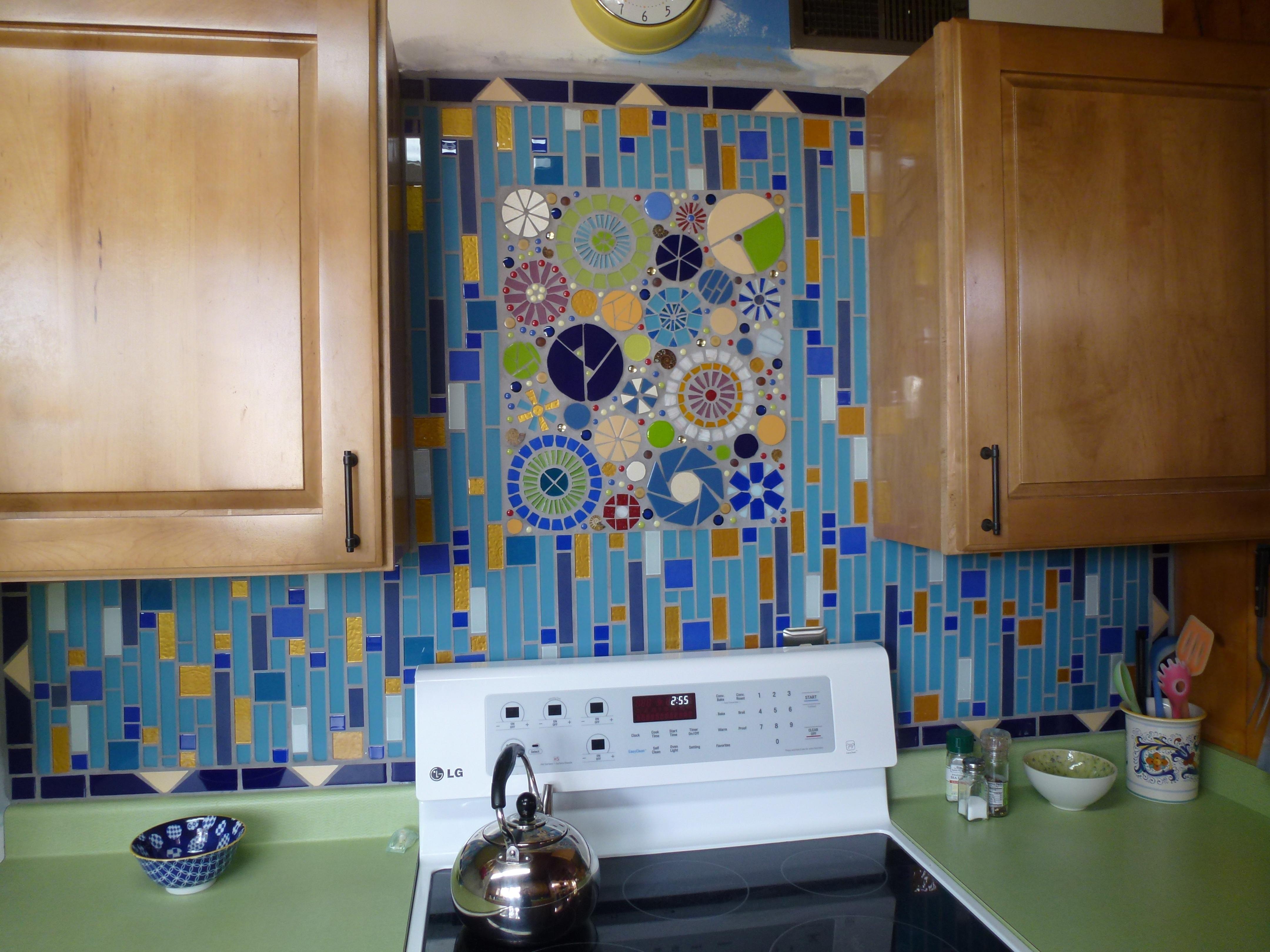 Susan Jablon Mosaics   Backsplash Ideas   Pinterest   Mosaics ...