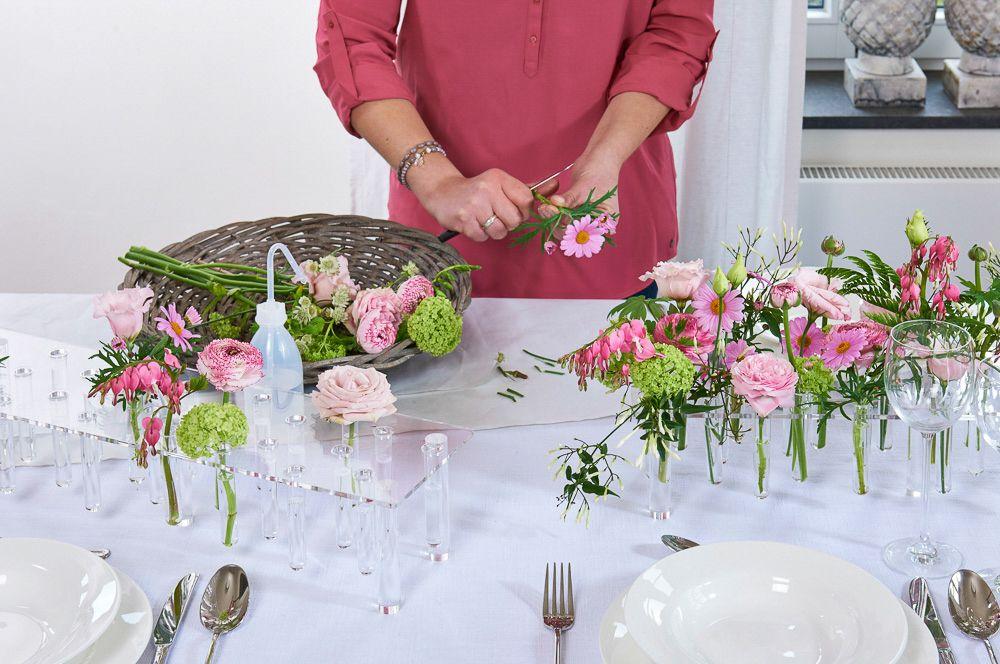 Schöne Tischdeko Selber Machen ganz einfach zu einer schönen tischdeko