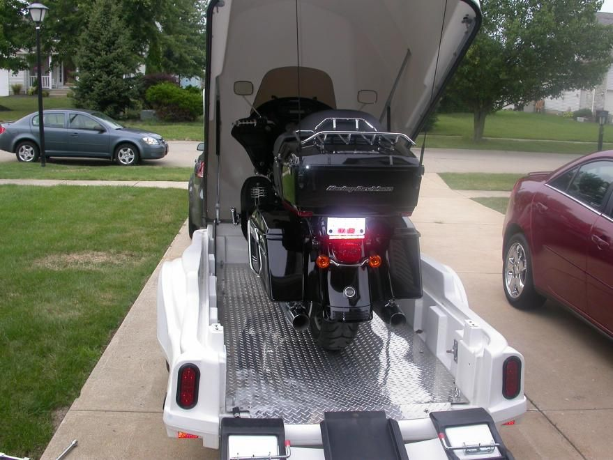 For Sale Toy Carrier Motorcycle Trailer Harley