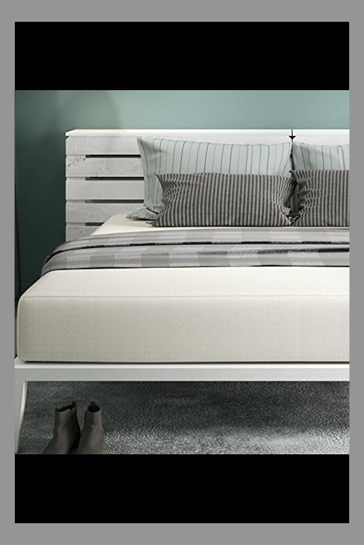 Signature Sleep Memoir 12 Inch Memory Foam Mattress With Certipur