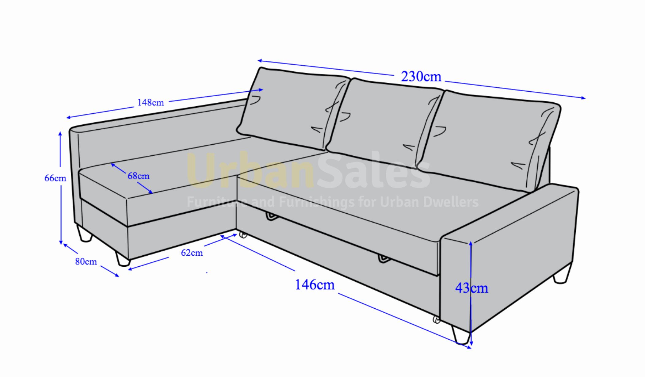 kivik sofa bed measurements www energywarden net IKEA Kivik Sofa KIVIK Sofa Bed Manual