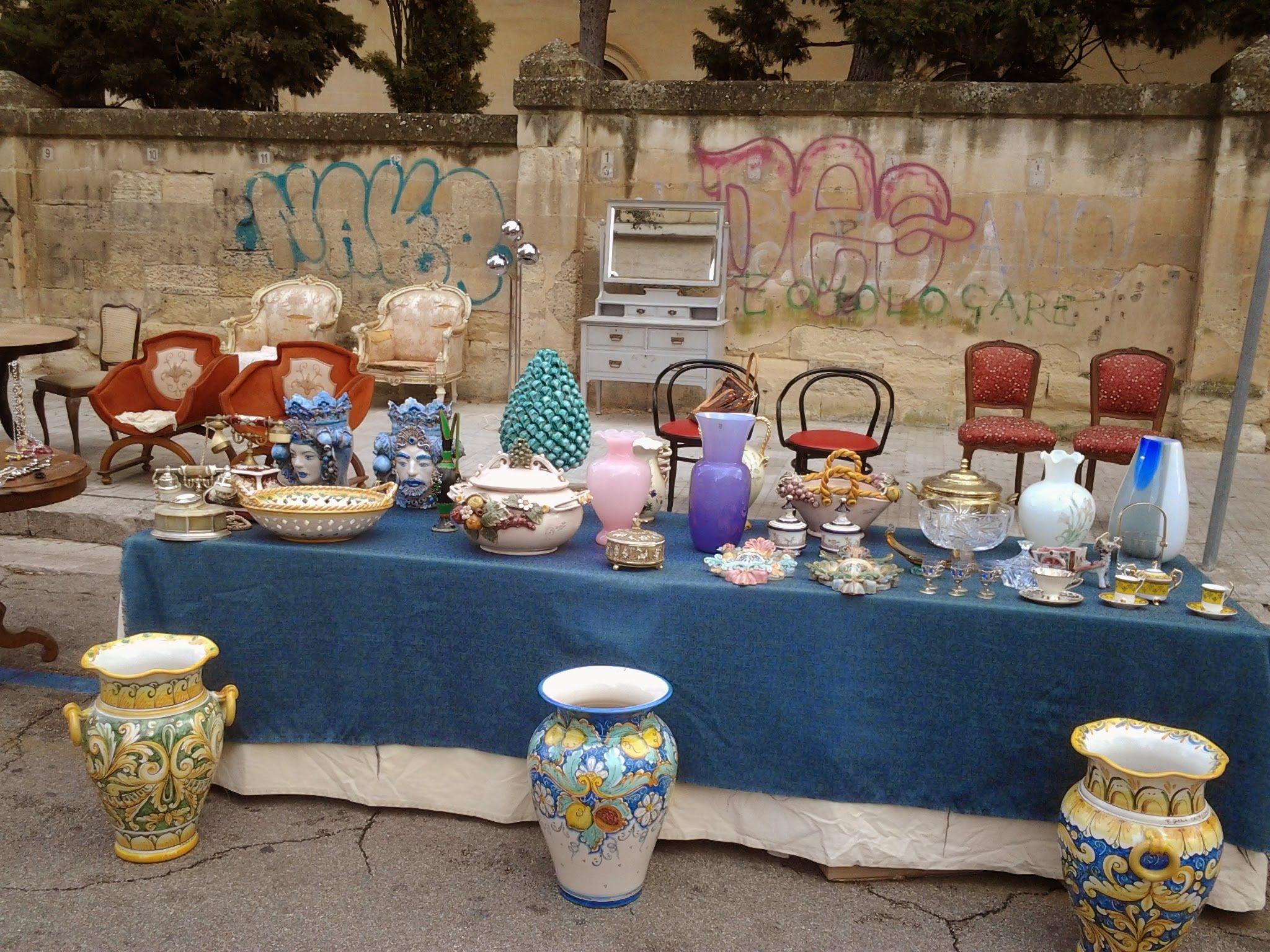 Ceramica Di Caltagirone E Oggettistica Arredamento Ceramica E